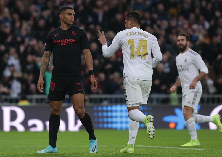 Análisis táctico: Real Madrid 2 Sevilla 1