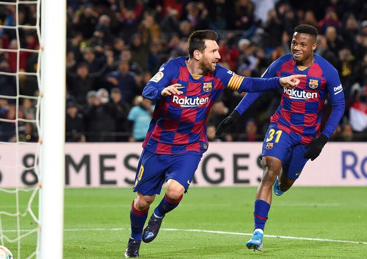 Análisis táctico: Barcelona 1 Granada 0