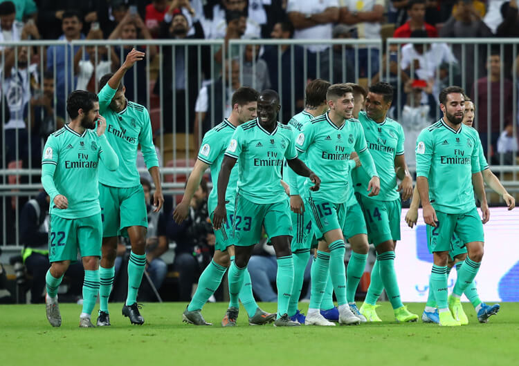 Análisis táctico: Valencia 1 Real Madrid 3