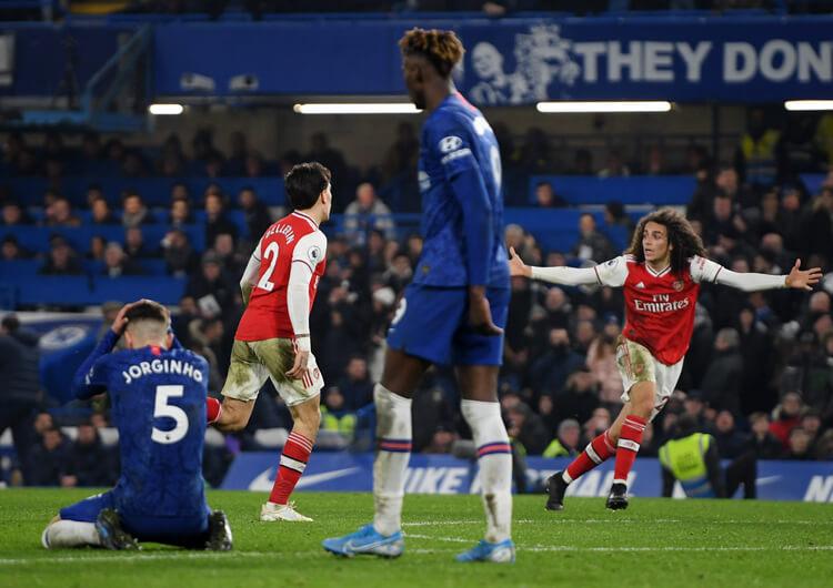 Análisis táctico: Chelsea 2 Arsenal 2