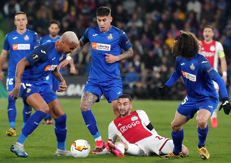 Análisis táctico: Getafe 2 Ajax 0