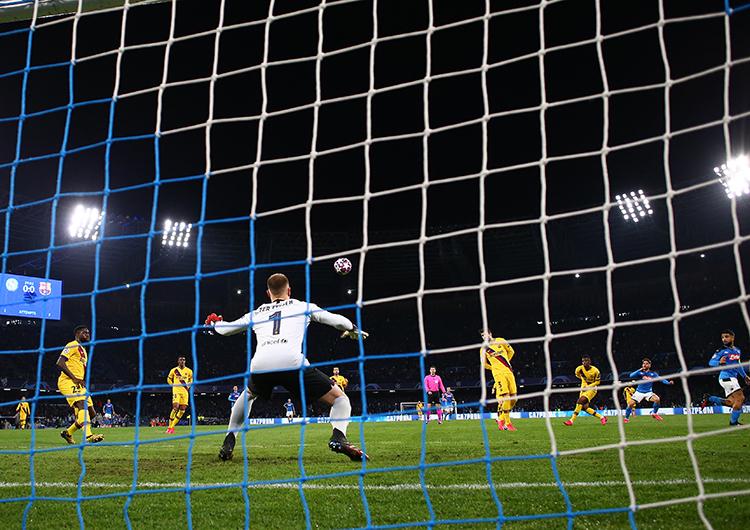 Análisis táctico: Napoli 1 Barcelona 1