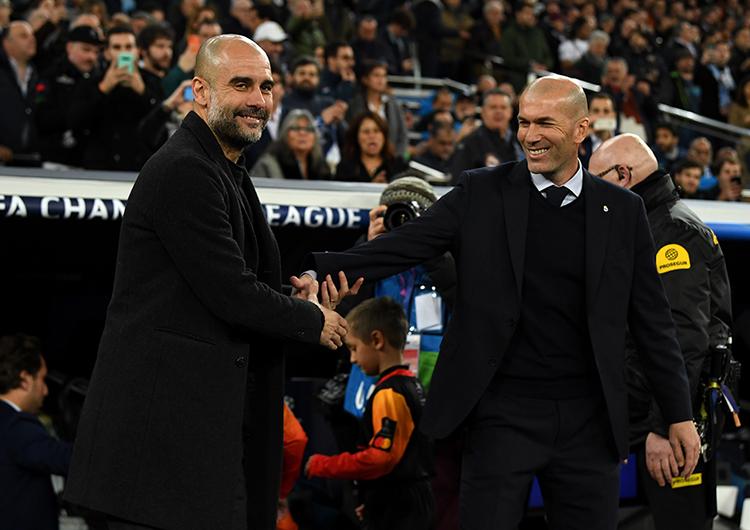 Análisis táctico: Real Madrid 1 Manchester City 2