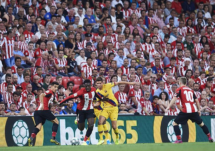 Análisis táctico: Athletic 1 Barcelona 0