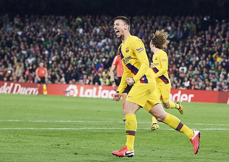 Análisis táctico: Real Betis 2 Barcelona 3