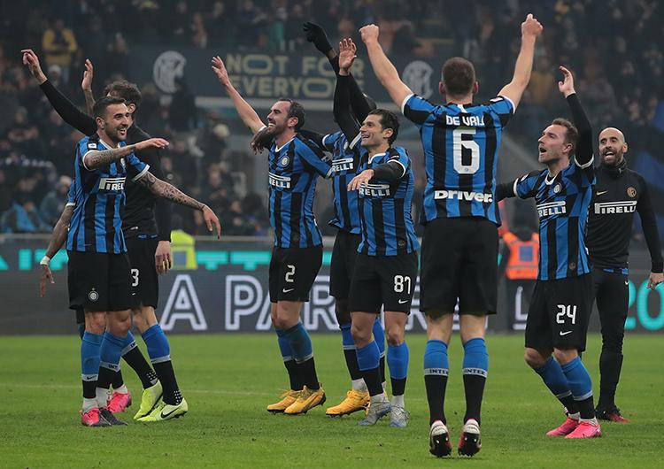 Análisis táctico: Inter 4 Milan 2