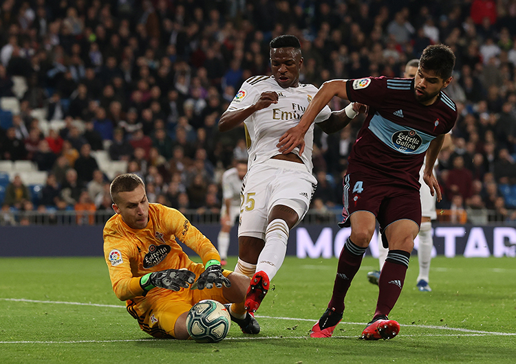 Análisis táctico: Real Madrid 2 Celta 2