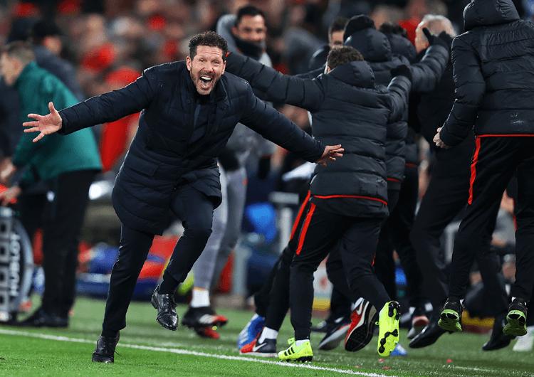 Análisis táctico: Liverpool 2 Atlético de Madrid 3