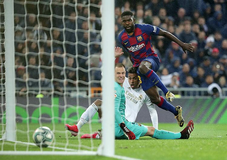 Análisis táctico: Real Madrid 2 Barcelona 0