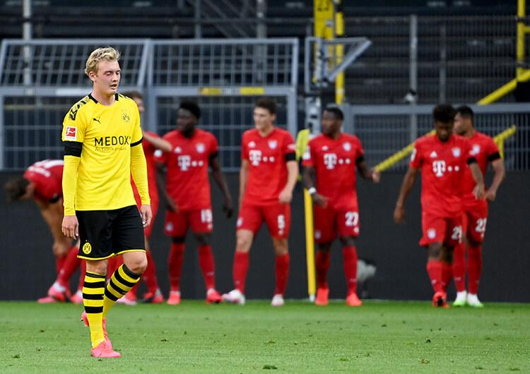 Análisis táctico: Borussia Dortmund 0 Bayern de Múnich 1