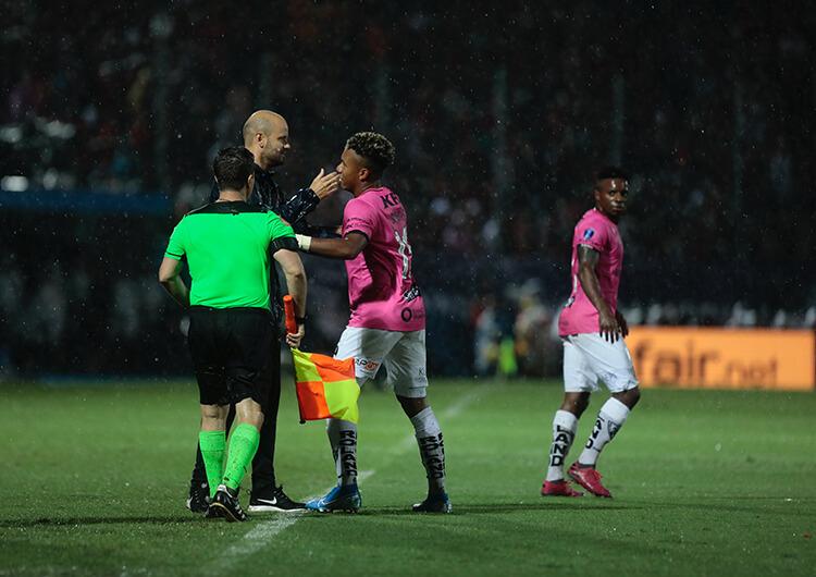 Miguel Ángel Ramírez: El '9' en Independiente del Valle