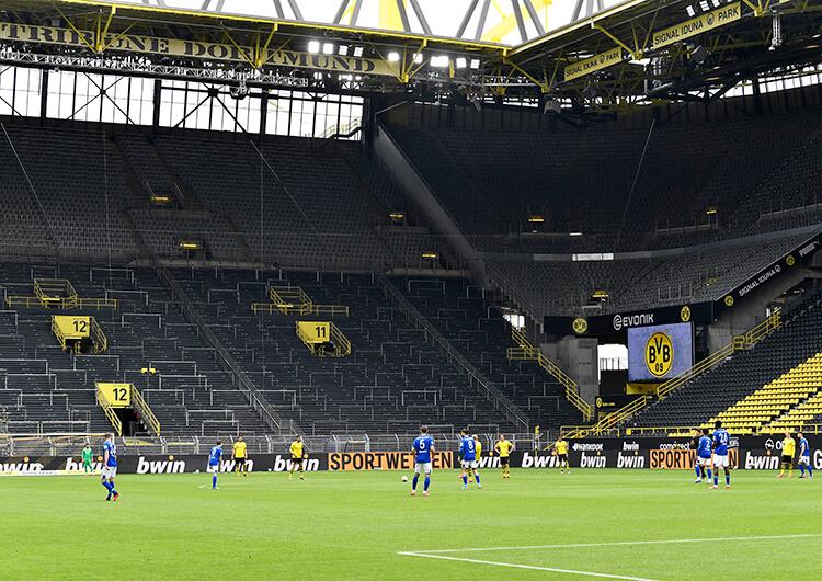 Análisis táctico: Borussia Dortmund 4 Schalke 0