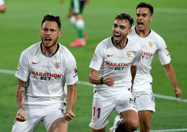 Análisis táctico: Sevilla 2 Real Betis 0