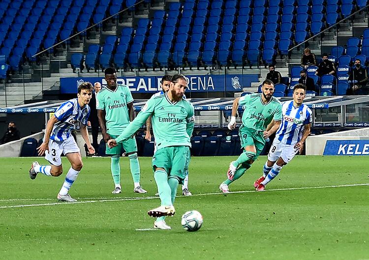 Análisis táctico: Real Sociedad 1 Real Madrid 2