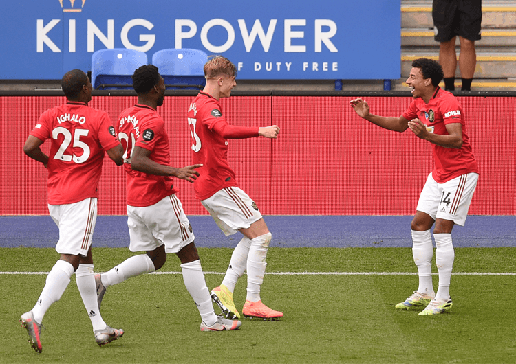 Análisis táctico: Leicester 0 Manchester United 2