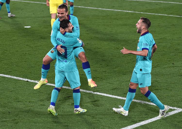 Análisis táctico: Villarreal 1 Barcelona 4