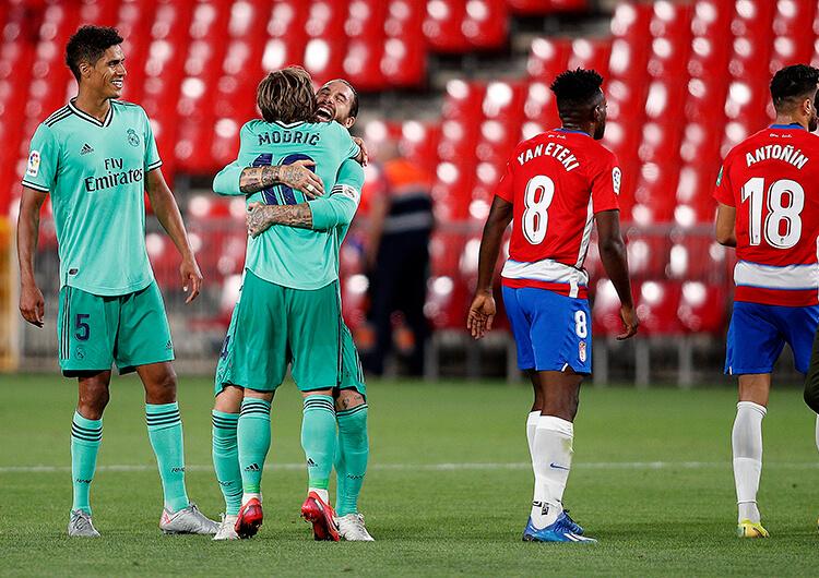 Análisis táctico: Granada 1 Real Madrid 2