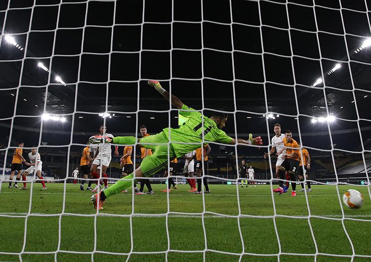 Análisis táctico: Wolves 0 Sevilla 1