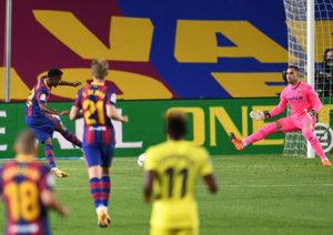 Análisis táctico: Barcelona 4 Villarreal 0