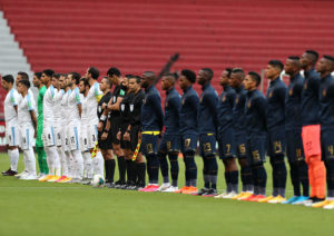 Análisis táctico: Ecuador 4 Uruguay 2