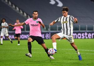 Análisis táctico: Juventus 0 Barcelona 2
