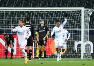 Análisis táctico: Borussia Mönchengladbach 2 Real Madrid 2
