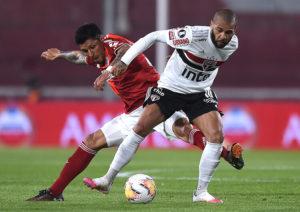 Análisis táctico: River Plate 2 Sao Paulo 1