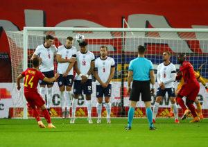 Análisis táctico: Bélgica 2 Inglaterra 0