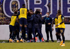 Análisis táctico: Ecuador 6 Colombia 1