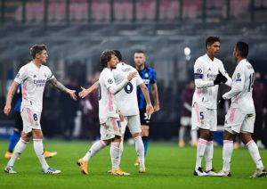Análisis táctico: Inter de Milán 0 Real Madrid 2