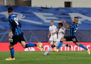 Análisis táctico: Real Madrid 3 Inter de Milán 2