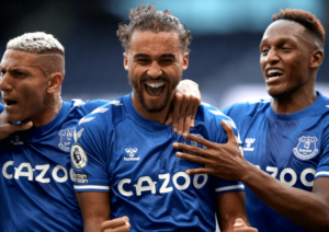 Premier League: El informe de Dominic Calvert-Lewin