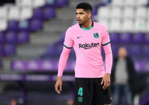 La Liga: El informe de Ronald Araújo