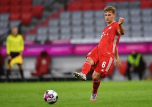 Bundesliga: El informe de Joshua Kimmich