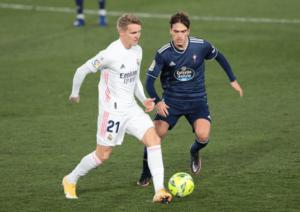 Premier League: El informe de Martin Odegaard
