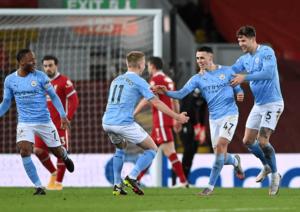Análisis táctico: Liverpool 1 Manchester City 4