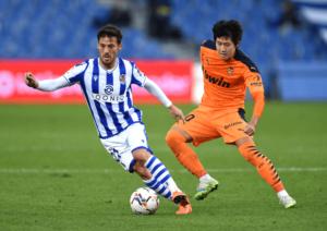 La Liga: El informe de David Silva
