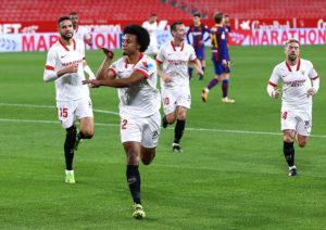 Análisis táctico: Sevilla 2 Barcelona 0