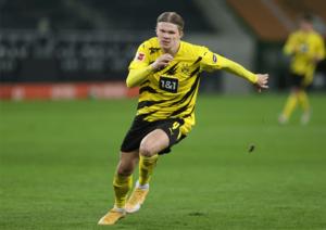 Bundesliga: El informe de Erling Haaland