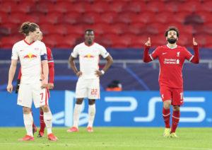 Análisis táctico: Liverpool 2 RB Leipzig 0