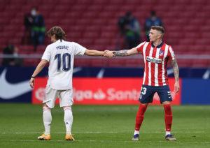 Análisis táctico: Atlético de Madrid 1 Real Madrid 1