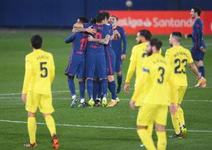 Análisis táctico: Villarreal 0 Atlético de Madrid 2