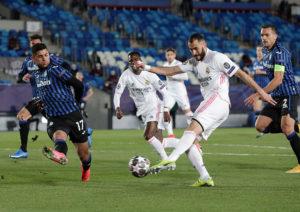 Análisis táctico: Real Madrid 3 Atalanta 1