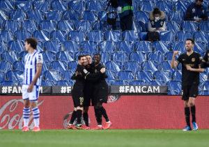 Análisis táctico: Real Sociedad 1 Barcelona 6