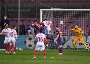 Análisis táctico: Barcelona 3 Sevilla 0