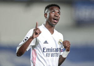 La Liga: El informe de Vinícius Júnior