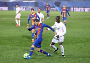 Análisis táctico: Real Madrid 2 Barcelona 1