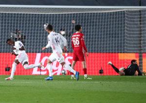 Análisis táctico: Real Madrid 3 Liverpool 1