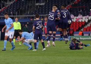 Análisis táctico: PSG 1 Manchester City 2