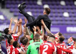 Análisis táctico: Real Valladolid 1 Atlético de Madrid 2
